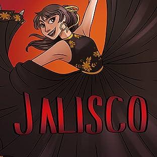 JALISCO, Latina Superhero: A LA BRAVA