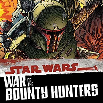 Star Wars: War Of The Bounty Hunters Alpha (2021)