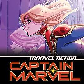 Marvel Action Captain Marvel (2021-)