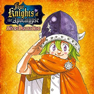 The Seven Deadly Sins: Four Knights of the Apocalypse