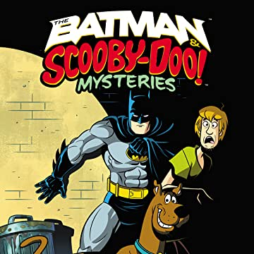 The Batman & Scooby-Doo Mysteries (2021-)