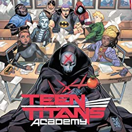 Teen Titans Academy (2021-)