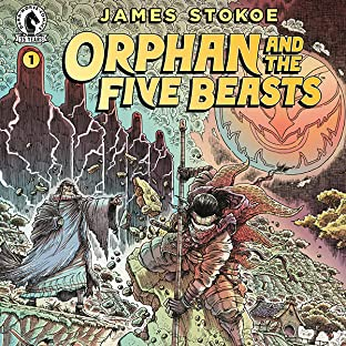 Orphan and the Five Beasts