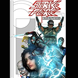 Strike Force: Blitzkrieg, Vol. 1