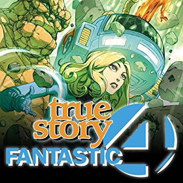 Fantastic Four: True Story (2008)