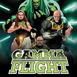 Gamma Flight (2021)