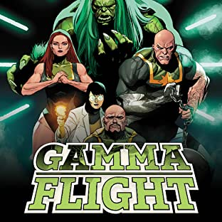 Gamma Flight: (2021-)