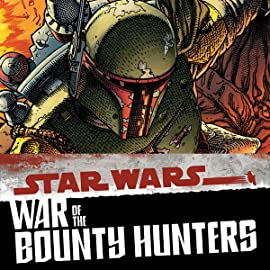 Star Wars: War Of The Bounty Hunters (2021)