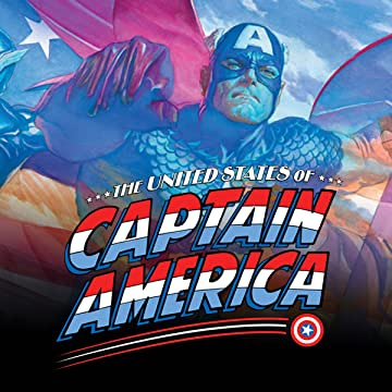 The United States Of Captain America (2021)