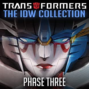 Transformers: The IDW Collection - Phase Three