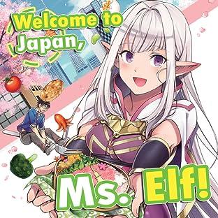 Welcome to Japan, Ms. Elf! (MANGA)