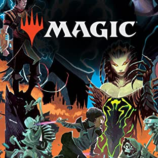 Magic the Gathering (BOOM!)