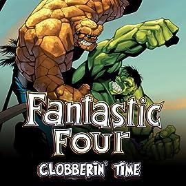 Fantastic Four: Clobberin' Time