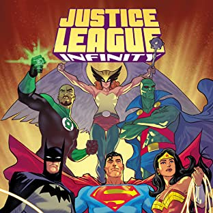 Justice League Infinity (2021-)