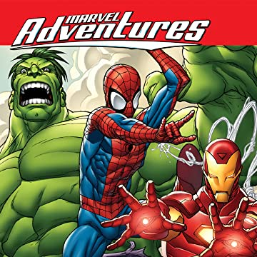 Marvel Adventures: Super Heroes (2008-2010)