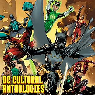 DC Cultural Anthologies (2021-)