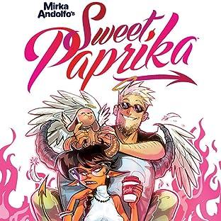 Mirka Andolfo's Sweet Paprika