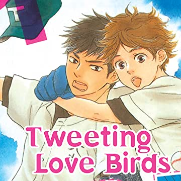 Tweeting Love Birds