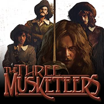 Marvel Illustrated: The Three Musketeers (2008-2009)