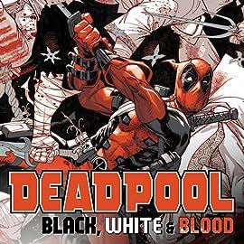 Deadpool: Black, White & Blood (2021)