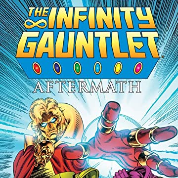Infinity Gauntlet Aftermath