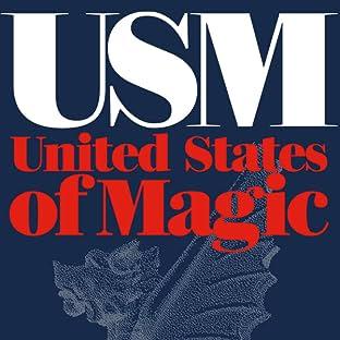 United States of Magic, Vol. 1: Grand Theft Global