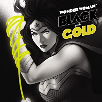 Wonder Woman Black & Gold (2021-)