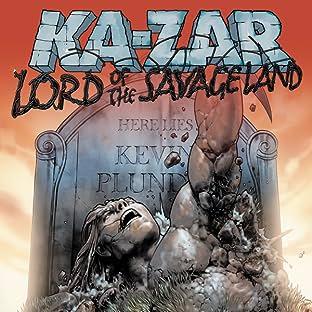 Ka-Zar Lord of the Savage Land (2021)