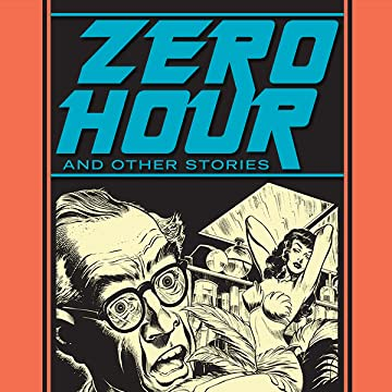 Jack Kamen: Zero Hour & Other Stories