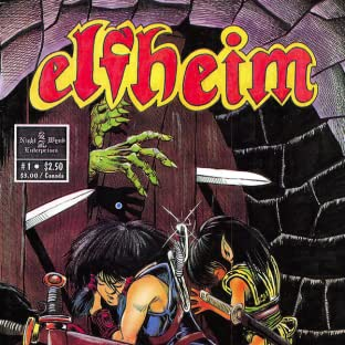 Elfheim: Dragon's Dreams