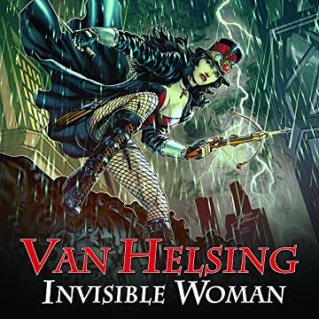 Van Helsing: Invisible Woman