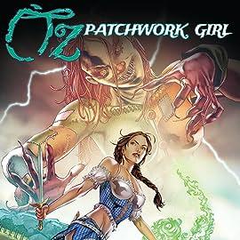 Oz 2021 Annual: Patchwork Girl
