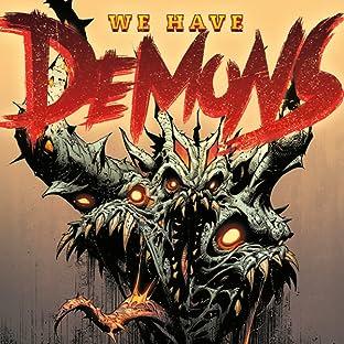 We Have Demons (comiXology Originals)