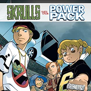 Skrulls vs. Power Pack (2008)