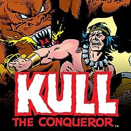 Kull The Conqueror (1971-1978)