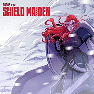 Sagas of the Shield Maiden, Vol. 1: Book One