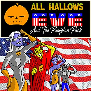 All Hallows Eve And The Pumpkin Pack