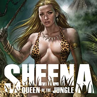 Sheena: The Queen of the Jungle (2021-)