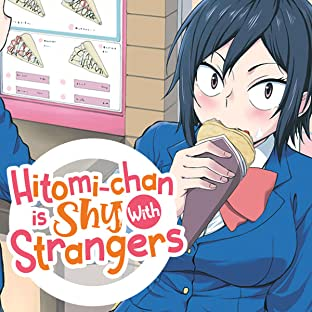Hitomi-chan is Shy With Strangers