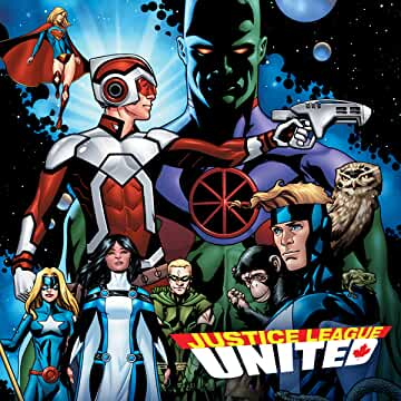 Justice League United (2014-)