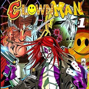 Clownman, Tome 1: Clownman