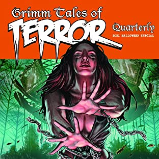 Tales of Terror Quarterly: 2021 Halloween Special