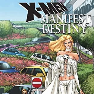 X-Men: Manifest Destiny, Tome 1