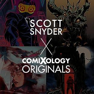 Best Jackett Press Preview (comiXology Originals)
