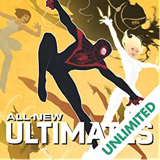 All-New Ultimates (2014-2015)