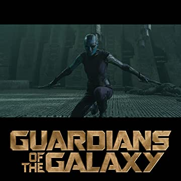 Marvel's Guardians of the Galaxy Prelude (2014)