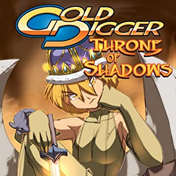 Gold Digger: Throne Of Shadows