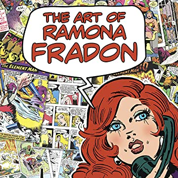 The Art of Ramona Fradon