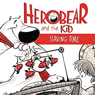 Herobear and the Kid: Saving Time