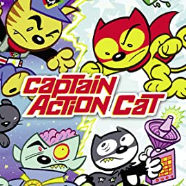 Captain Action Cat: The Timestream Catastrophe